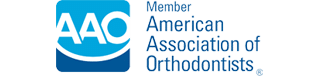 AAO logo Crow Canyon Orthodontics San Ramon CA