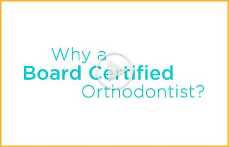 Why a Board Certified Orthodontist? Crow Canyon Orthodontics San Ramon CA