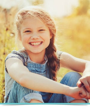 First Visit Young Girl Crow Canyon Orthodontics San Ramon CA
