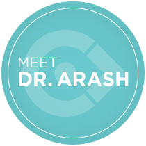 Meet Dr Arash button Crow Canyon Orthodontics San Ramon CA