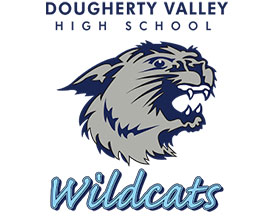 Dougherty Valley HS Wildcats logo Crow Canyon Orthodontics San Ramon CA