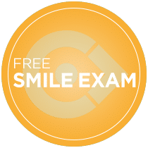 Free Smile Exam hover button Crow Canyon Orthodontics San Ramon CA