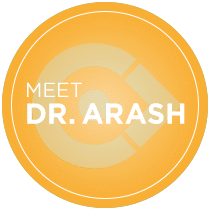 Meet Dr Arash hover button Crow Canyon Orthodontics San Ramon CA
