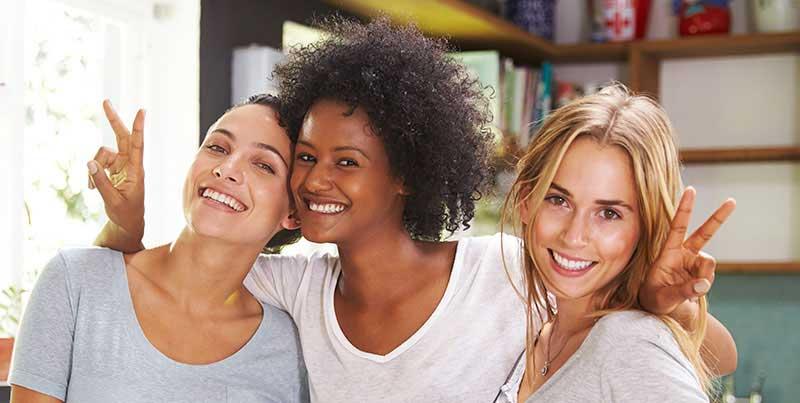 Women Group Crow Canyon Orthodontics San Ramon CA